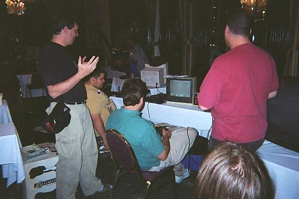 A photo from JagFest 2002